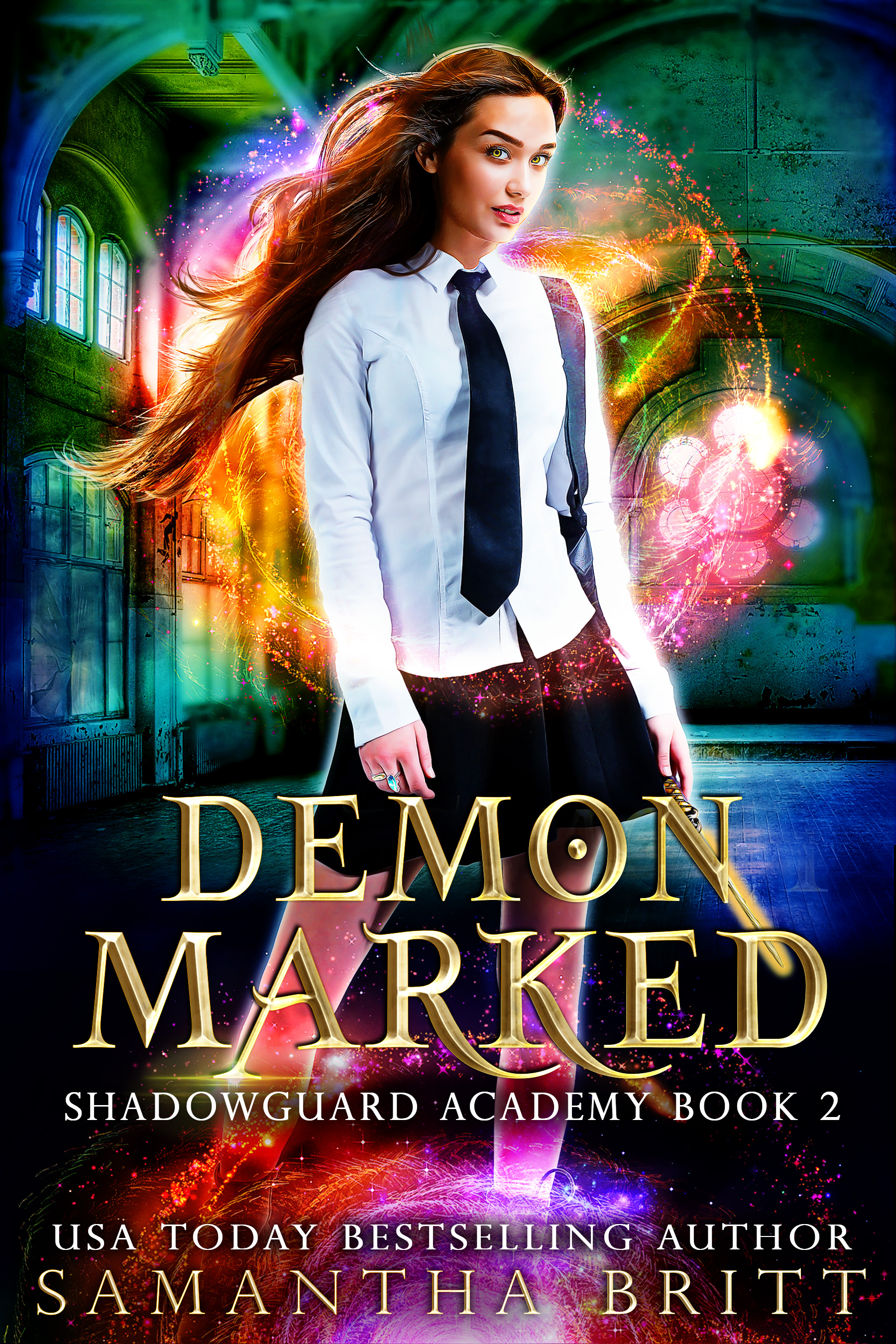 Demon Marked: Book 2