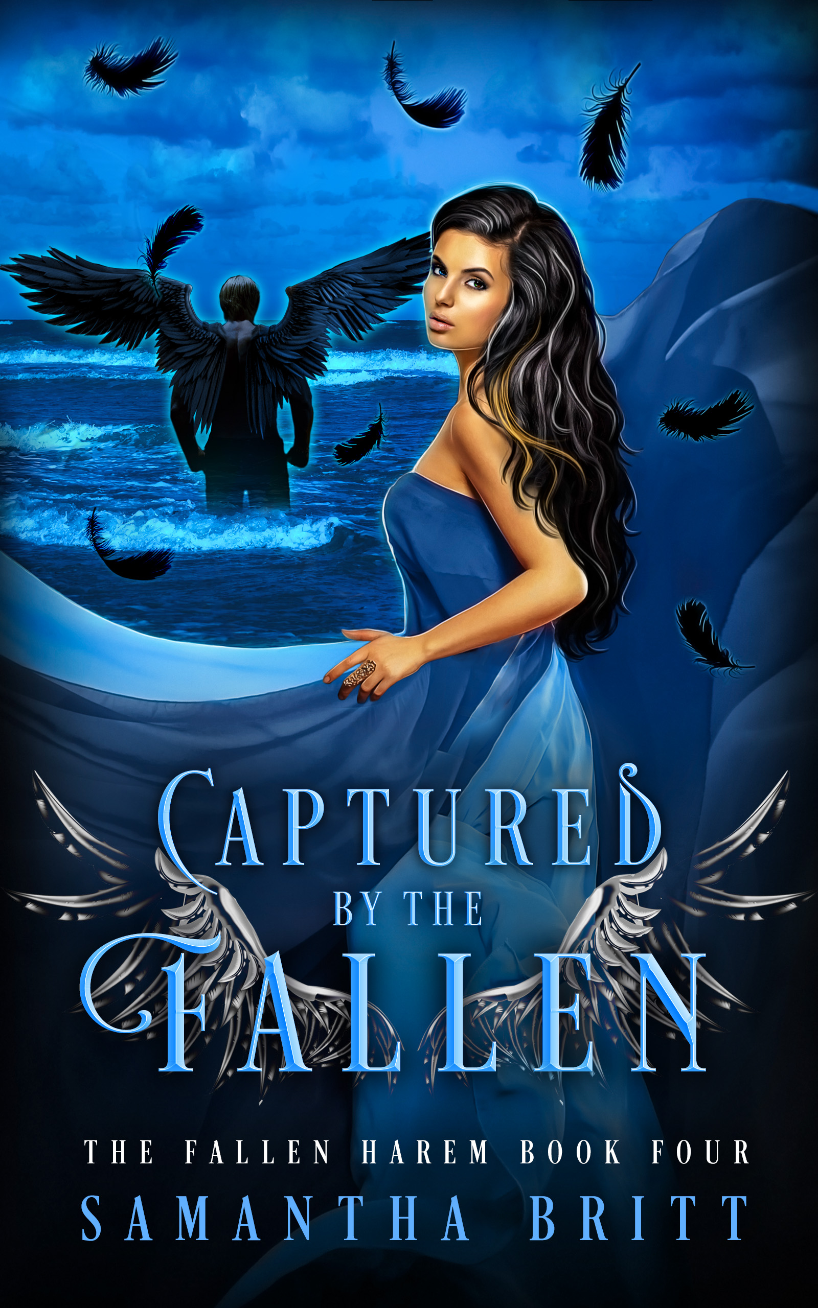 Captured by the Fallen - Book 4