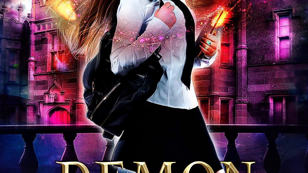 Demon Guard -Autographed Copy