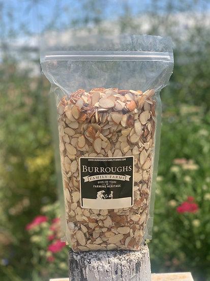 Organic Sliced Almonds