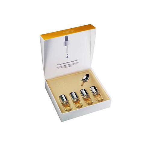 Ultra V Idebenone Signature Ampoule Set  (4)