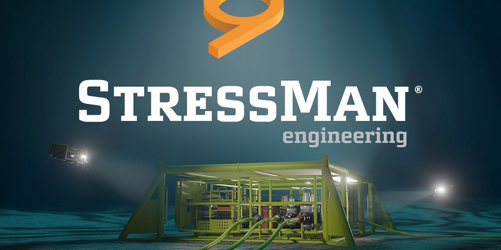 Stressman Engineering - A Shallow Dive Into Deep Waters - Subsea Pipe Stress with CAESAR II