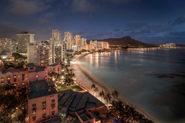 Waikiki Nigh Lights