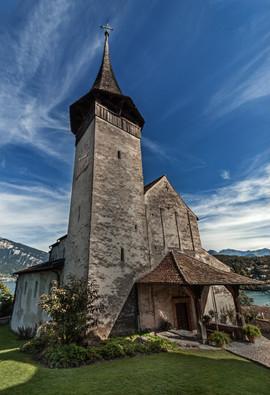 Spiez Schlosskapelle