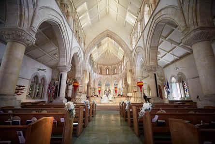 Kirchenhochzeit