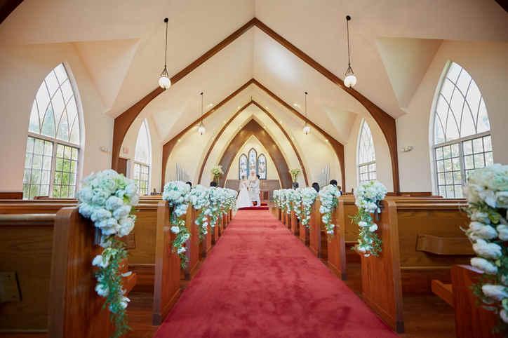 Chaple Wedding