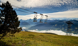 Niederhorn Swiss Alps