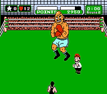 Published in 1987, Mike Tyson's Punchout featured hand drawn cartoon like characters