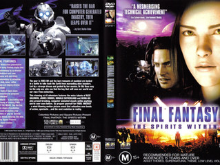 How Final Fantasy Changed Hollywood