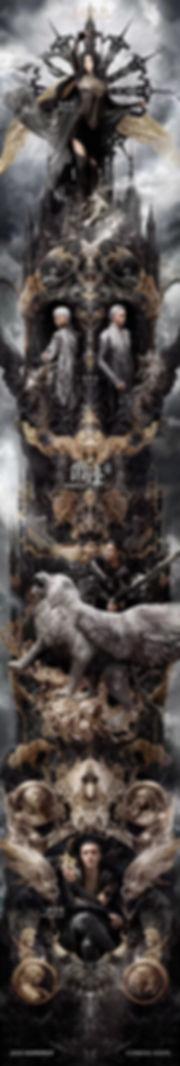 L.O.R.D. 2 Feature Film, CGI, digital human, photo real, Remington Scott,