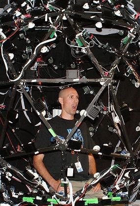 Remington Scott, Facial capture, realistic digital humans, director of motion capture, director of performance capture