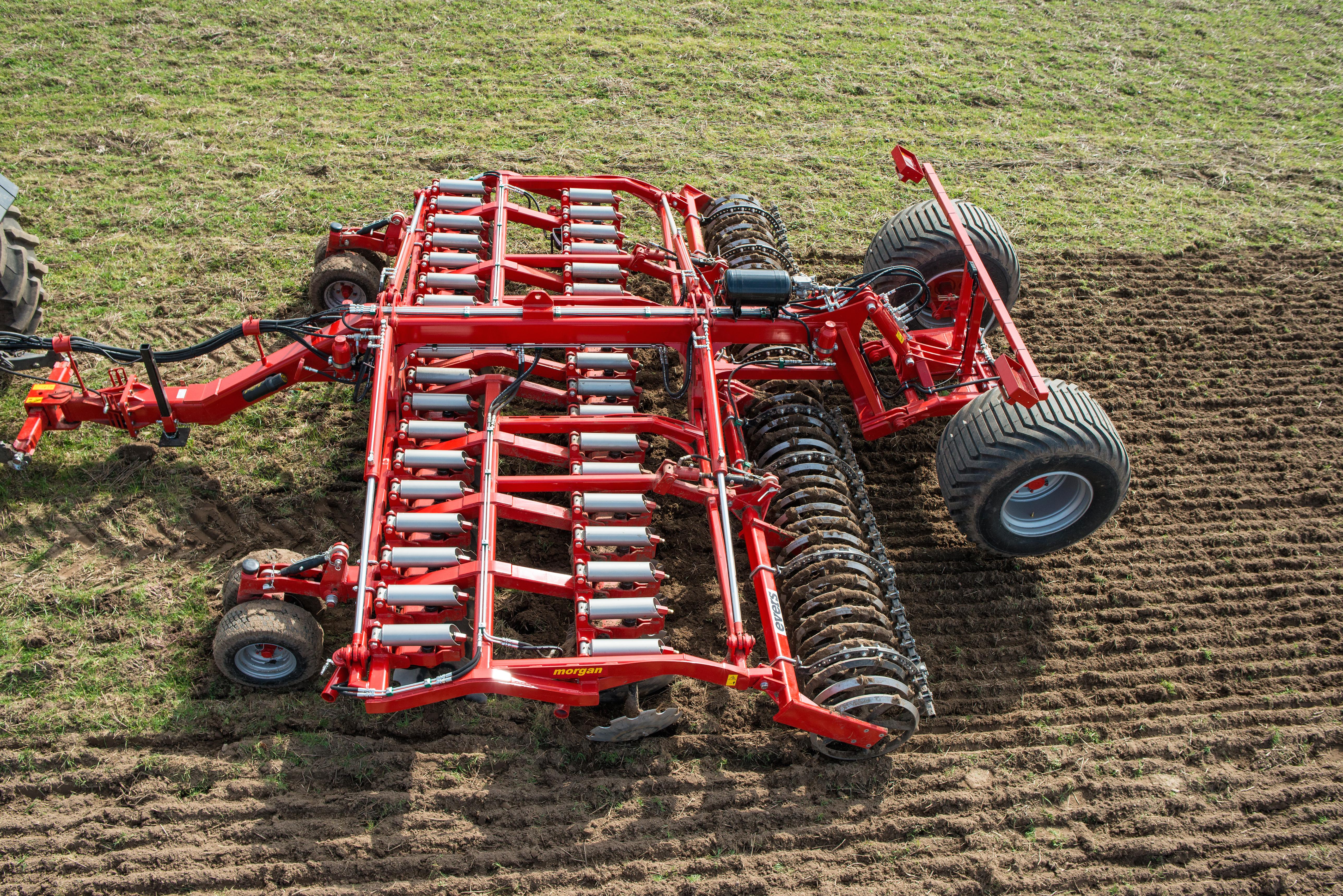 Bodenbearbeitungstechnik
