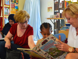 Start Leseprojekt für Schüler
