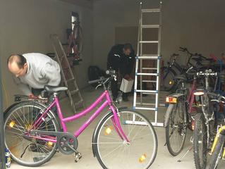 Fahrradprojekt - fantastisch