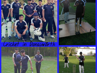 Spende an Cricket Verein DON