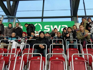 Bundesliga-Besuch