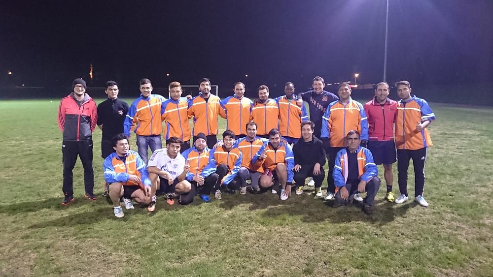 FC Refugees Donauwörth - Das Team
