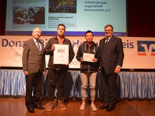 Anerkennungspreis Juze-Don