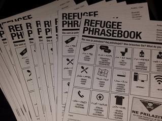 Refugee Phrasebooks