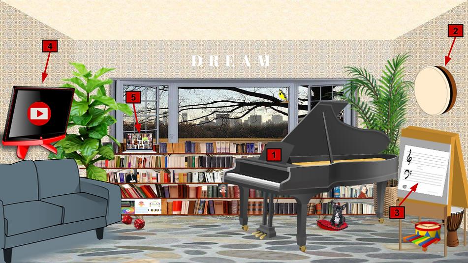 The Lark's Nest Virtual Music Studio (1)