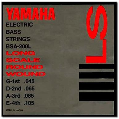 YAMAHA BSA200L BASS