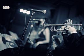 club nocturno de jazz