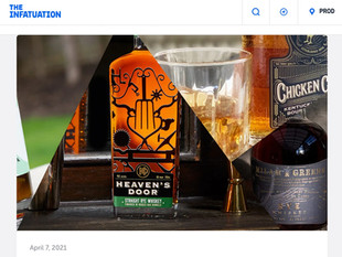 THE INFATUATION: 15 Best Rye Whiskeys For Newbies And Aficionados Alike