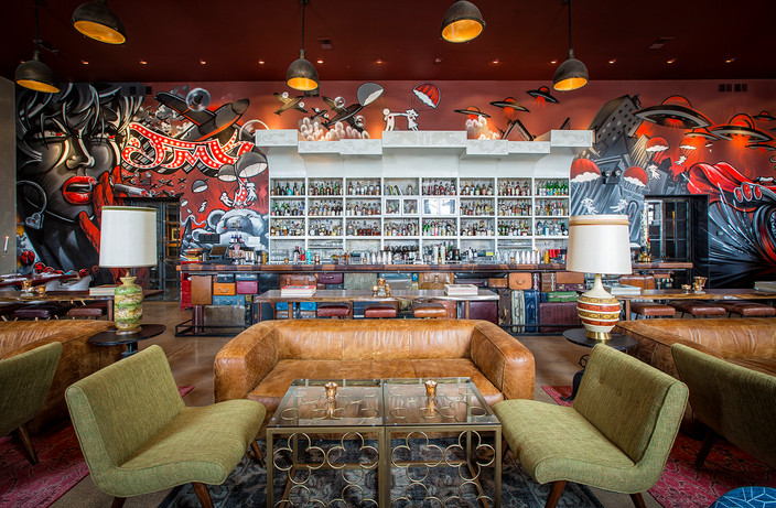 THE 21 BEST DESIGNED RESTAURANTS IN AMERICA