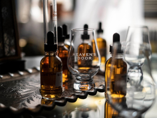Rolling Stone and Heaven's Door Create the Ultimate Whiskey Blend