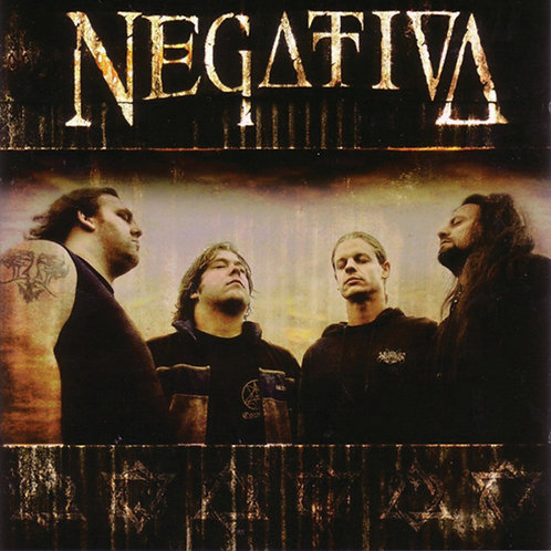 Negativa - Self-Titled CD
