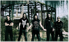 Infected Dead Drop New Lyric Video 'Resurrectionist'