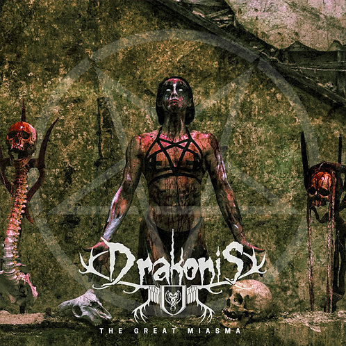 Drakonis - The Great Miasma CD
