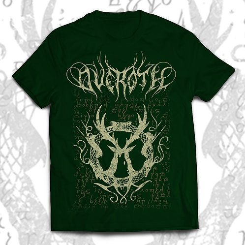 Overoth - Sigil Shirt Forest Green