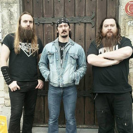 Belfast Heavy Metal Trio Rabid Bitch Of The North Ink Deal With Hostile Media
