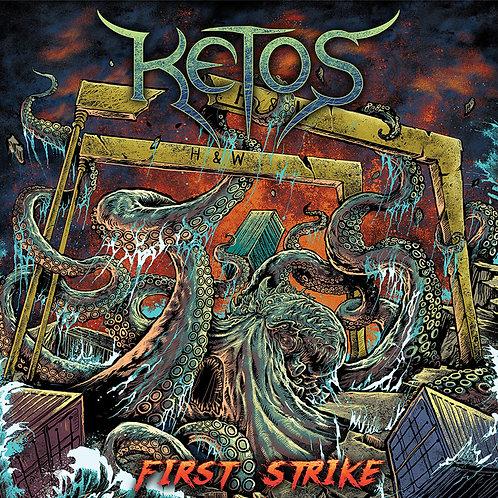 Ketos - First Strike CD