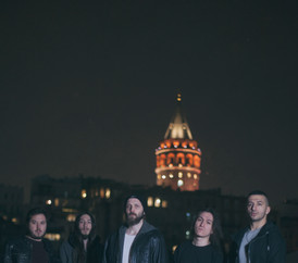Hostile Media Sign Turkish Metalcore Outfit Grapes In The Mouth!