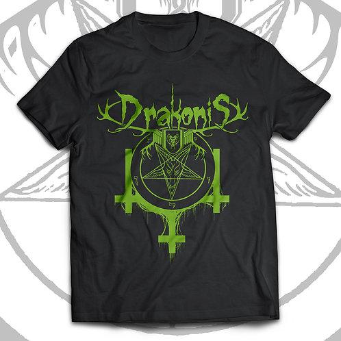 Drakonis - Pentagram Shirt