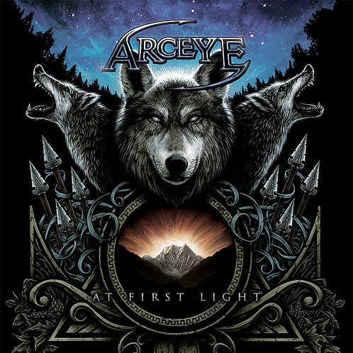 Arceye - At First Light CD