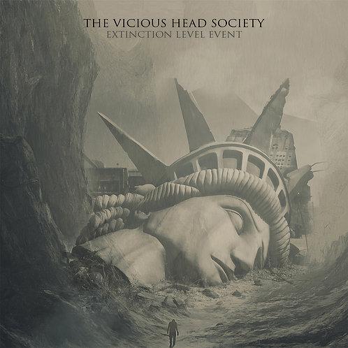 The Vicious Head Society - Extinction Level Event CD