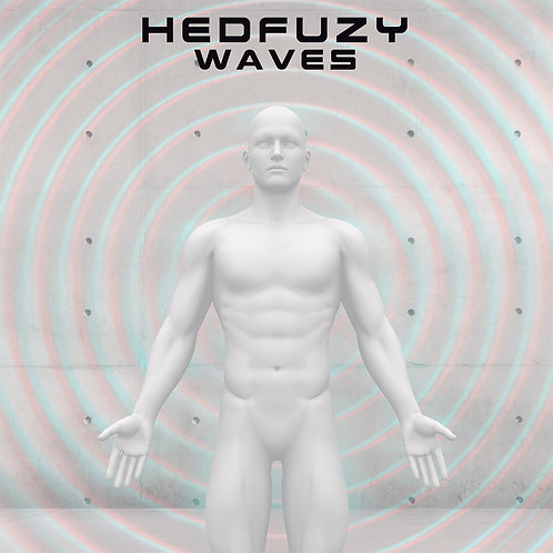Hedfuzy - Waves CD