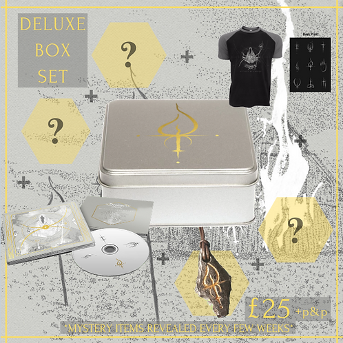 Drakonis - Blessed By Embers Deluxe Box Set