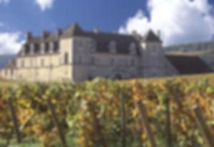 Château du Clos Vougeot, Côte d'Or, Bourgogne