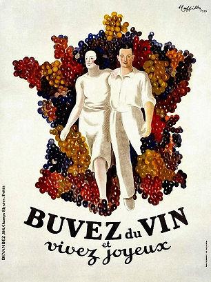 Buvez du vin et vivez joyeux