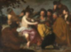 The Drunkards or The Feast of Bacchus (Los Borrachos), Diego Velázquez, 1628/29 - Museo del Prado, Madrid, Spain