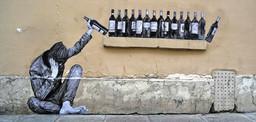 Bacchus et le Vin | Graffiti | Street Art | Exposition virtuelle | Le Musée Virtuel du Vin