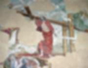 L'AUTOMNE ou LA GRAPPE DE RAISIN RAPPORTEE DE LA TERRE PROMISE Nicolas Poussin, 1660-1664 - Musée du Louvre, Paris