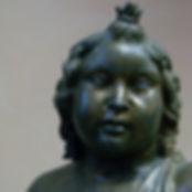 Bacchus enfant - Musée Saint Rémi, Reims