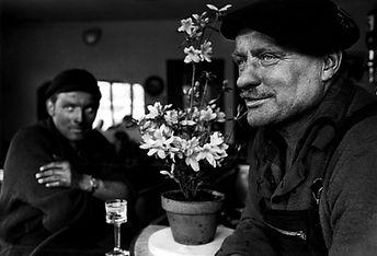 Robert Doisneau : Les auvergnats de la rue Coulmiers (1950)