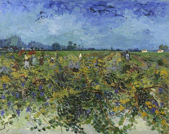 Van Gogh La Vigne verte.jpg