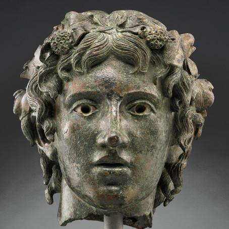 Bacchus, compagnon des Muses